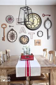 dining room wall clock for decoration wall clocks throughout