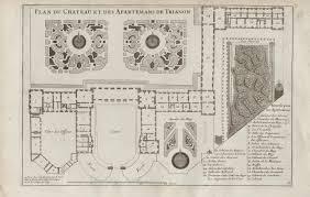 Chateau Floor Plans by File Pierre Lepautre Les Plans Profils Et Elevations Des