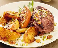cuisiner joue de porc recette gourmande joues de porc et pommes