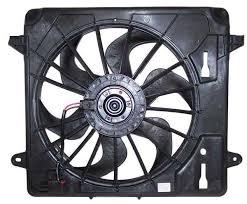 jeep wrangler fan crown automotive 55056642ab fan module assembly for 07 11 jeep