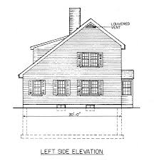 28 saltbox floor plans colonial saltbox house plan 94007