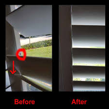 Louver Blinds Repair How To Repair Louvers