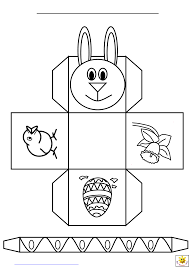 easter bunny baskets printable easter bunny basket templates happy easter 2017