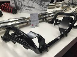 qa1 mustang k member sema 2016 12 noteworthy products for ford vehicles
