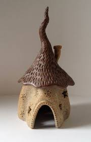 clay houses yahoo image search results raku ceramic
