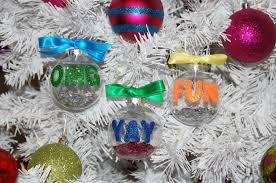 diy personalized ornaments kpapreps
