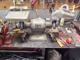 rebuilding a delta bench grinder u2013 blue chip machine shop