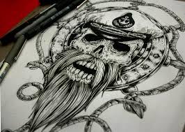 forearm skull tattoos pop art sailor google search arty as pinterest
