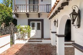 Spanish Colonial Revival Architecture 634 North June Street Hancock Homes Realty