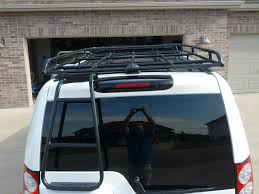 Baja Rack Fj Cruiser Ladder by Roof Rack Expedition Portal