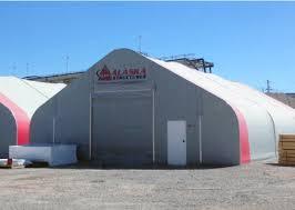 Tent Building Commercial Fabric Buildings Alaska Structures