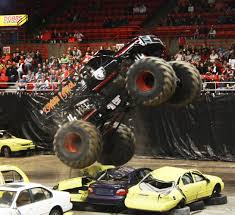 monster truck show long island larry quick u0027s ghost ryder