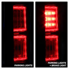 2016 f150 led tail lights spyder f150 2015 2017 light bar led tail lights smoke not