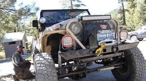 1982 jeep jamboree jeep scrambler on the rubicon trail youtube