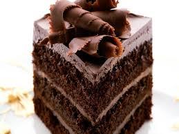 fudgy chocolate layer cake recipe andrew shotts food u0026 wine