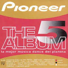 pioneer photo album various pioneer the album vol 5 cd at discogs