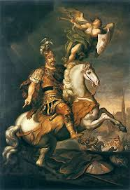 King Ottoman Painting Of King Iii Sobieski After The Battle Of Vienna