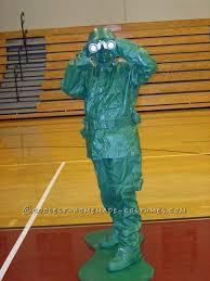 Boys Army Halloween Costumes Plastic Green Army Man Halloween Costume Boy