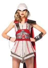 Assassin Halloween Costumes Assassin U0027s Creed Female Ezio Auditore Costume Uaac85342 Small Size