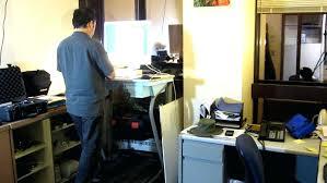 office desk walking office desk treadmill for under home walking