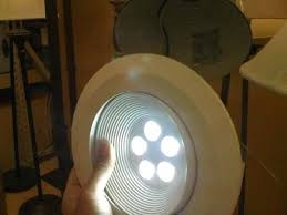 commercial electric recessed lighting commercial electric 4 in recessed soft white led can disk light