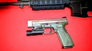 best laser light for glock 17 best weapon light for glock xd beretta hk youtube