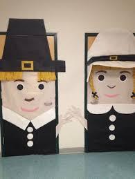 pilgrim and indian door decorations search bulletin