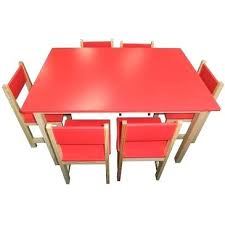 rectangle table and chairs red table and chairs red rustic kitchen table with chevron seated