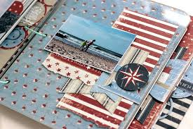 nautical photo album nautical inspiration majadesign