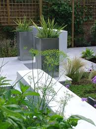 Modern Garden Planters 37 Best Contemporary Garden Design Images On Pinterest