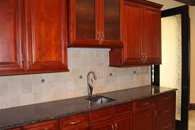 how to install mosaic glass tile backsplash cabinet pulls brass