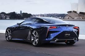 lexus lfa price interior lexus lfa meets lf lc concept autoevolution