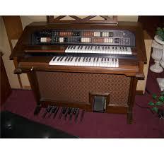Organ Bench Story U0026 Clark Magi 98 Electric Organ With Bench