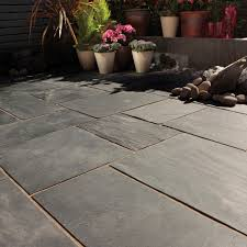 paver stones for patios natural stone paving slab textured for public spaces outdoor