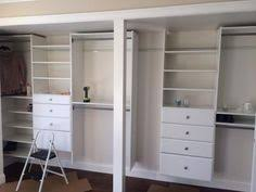 Tips Home Depot Closet Organizer System Martha Stewart Closets by Martha Stewart Living 4 Ft 8 Ft Classic White Deluxe Starter