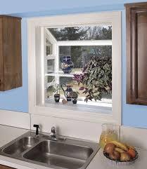 kitchen bay window decorating ideas 11 best kitchen box window images on garden windows