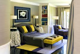 blue and yellow bedroom ideas room design decor fancy under blue