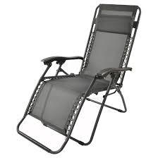Zero Gravity Patio Chairs by Zero Gravity Lounge Chair Gray Room Essentials Target