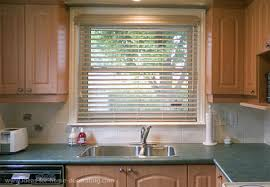 kitchen window blinds ideas your kitchen window treatment