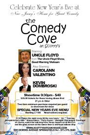 new years events in nj new year s scotty s pub and comedy cove