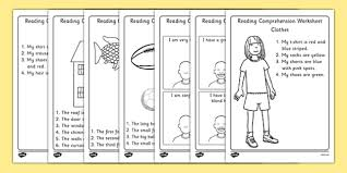 reading comprehension worksheets higher ability reading