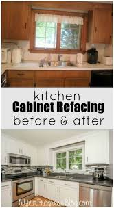 kitchen cabinet refacing ideas best 25 cabinet refacing ideas on diy cabinet