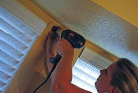 How To Fit Cornice To Ceiling How To Make An Easy Diy Window Cornice At The Picket Fence