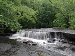 Rhode Island waterfalls images New england waterfalls stepstone falls in rhode island jpg