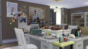 4 Room House by The Sims 4 Room Building Study 4 Four Sq Youtube