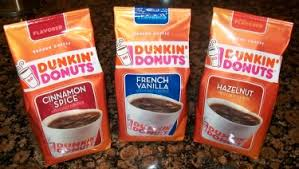 dunkin donuts flavored coffee review and giveaway brainfoggles