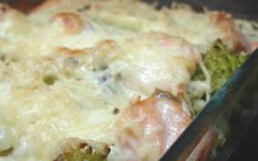 cuisiner le choux romanesco recette gratin de romanesco au saumon mozzarella et pistou 750g