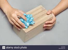new years party box gift box present preparation for christmas and new year party