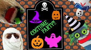 garbage pail kids halloween costume halloween costume party celebrating fizzy u0027s birthday youtube