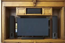 Media Cabinets With Doors Door Ideas For Wide Screen Tv Cabinets With Tv Doors Plan 10